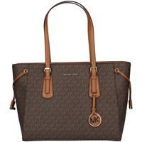 Taschen Damen Shopper / Einkaufstasche MICHAEL Michael Kors 30F8GV6T2B Braun