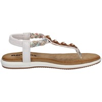Schuhe Damen Sandalen / Sandaletten Tiglio 1331 WEISS