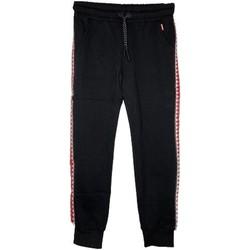 Kleidung Jungen Jogginghosen Sprayground - Pantalone nero SPY190 NERO