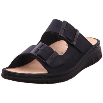 Schuhe Damen Pantoffel Finn Comfort CAYMAN-S marine (8)