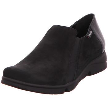 Schuhe Damen Slipper Mephisto  schwarz
