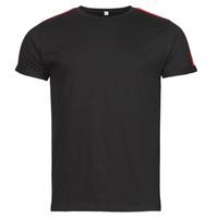 Kleidung Herren T-Shirts Yurban  Schwarz