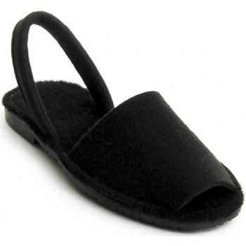 Schuhe Damen Sandalen / Sandaletten Northome 71952 BLACK