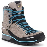 Schuhe Damen Wanderschuhe Salewa WS Mtn Trainer 2 Winter Gtx Beige