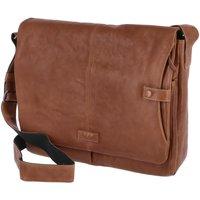 Taschen Damen Umhängetaschen Voi Leather Design Mode Accessoires 25009 COGNAC braun