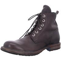 Schuhe Herren Boots Moma Tronchetto uomo 2CW007-CU Rabbit braun