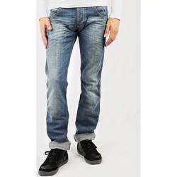 Kleidung Herren Slim Fit Jeans Wrangler Sencer W184EY20S blau