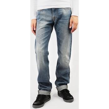 Kleidung Herren Straight Leg Jeans Lee Blake L708CRCH blau