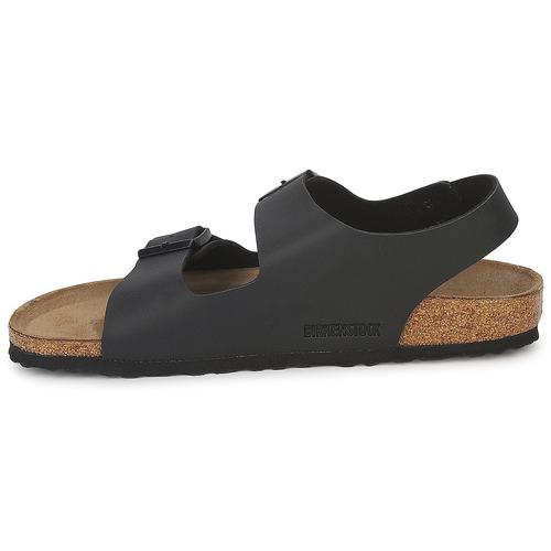 Birkenstock MILANO Schwarz  Schuhe 63,99 Sandalen / Sandaletten Herren 63,99 Schuhe 56fb79