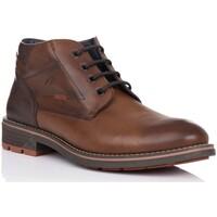 Schuhe Herren Boots Fluchos F1341 Braun
