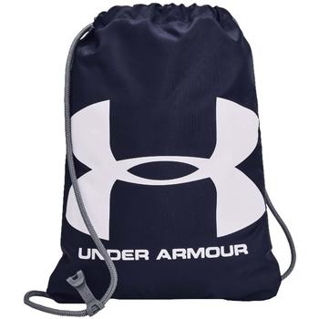 Taschen Sporttaschen Under Armour OZSEE Sackpack Blau