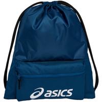 Taschen Sporttaschen Asics Sport Logo Gym Bag Blau