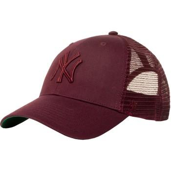 Accessoires Schirmmütze 47 Brand MLB New York Yankees Branson Cap Bordeaux