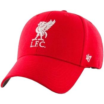 Accessoires Herren Schirmmütze 47 Brand EPL FC Liverpool Cap Rot