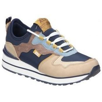 Schuhe Damen Multisportschuhe Xti DEPORTIVAS  43423 MODA JOVEN NAVY Bleu