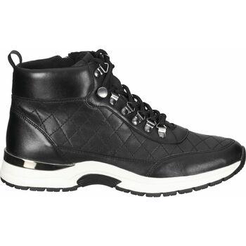 Schuhe Damen Sneaker High Caprice Sneaker Schwarz