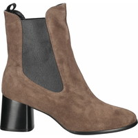 Schuhe Damen Low Boots Högl Stiefelette Taupe
