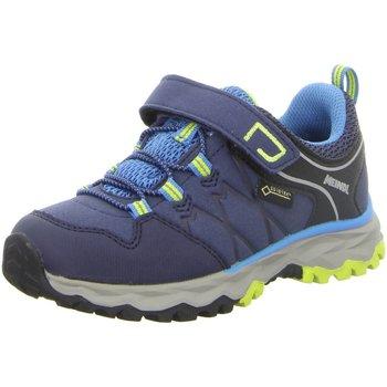 Schuhe Jungen Wanderschuhe Meindl Bergschuhe Medoro GTX 2110 29 blau