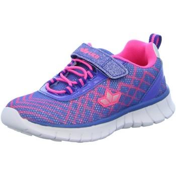 Schuhe Mädchen Sneaker Low Brütting Low Lenja VS 590440 blau