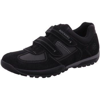 Schuhe Herren Slipper Dockers by Gerli Slipper 36HT029204120 schwarz