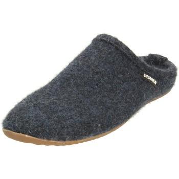 Schuhe Damen Hausschuhe Giesswein COLMBERG ADULTS 7410 55283/514 blau
