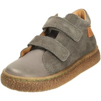 Schuhe Jungen Sneaker Low Naturino Klettschuhe ALBUS 001 2015285 01 0B01 grau