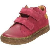 Schuhe Mädchen Sneaker Low Naturino Klettschuhe ALBUS 001 2015285 01 0H10 rot