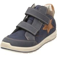 Schuhe Jungen Sneaker High Ricosta Klettschuhe KIMI 74 2110700/174 blau