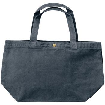 Taschen Shopper / Einkaufstasche Bags By Jassz CA3923SCS Denim Blau