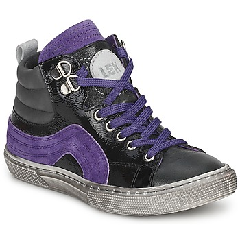Sneaker Little Mary OPTIMAL Schwarz / Violett 350x350