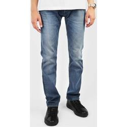Kleidung Herren Straight Leg Jeans Producent Niezdefiniowany Lee Powell L704DXIS blau