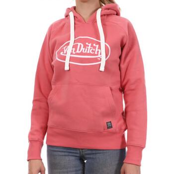 Kleidung Damen Sweatshirts Von Dutch VD/SWC/JILL Rose