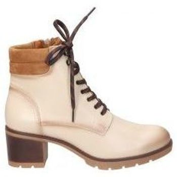 Schuhe Damen Low Boots Desiree BOTINES DESIREÉ ROSY5 SEÑORA POLAR Blanc
