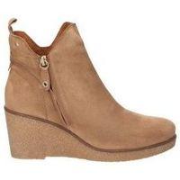 Schuhe Damen Low Boots Desiree BOTINES DESIREÉ MARVI1 SEÑORA BEIGE Beige