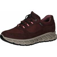 Schuhe Damen Sneaker Low IgI&CO Sneaker Bordeaux