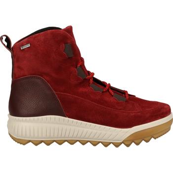 Schuhe Damen Boots Legero Stiefelette Rot