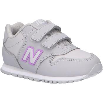 Schuhe Mädchen Multisportschuhe New Balance IV500WNG Gris