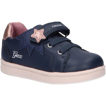 Schuhe Mädchen Multisportschuhe Geox B161WB 000BC B DJROCK Azul