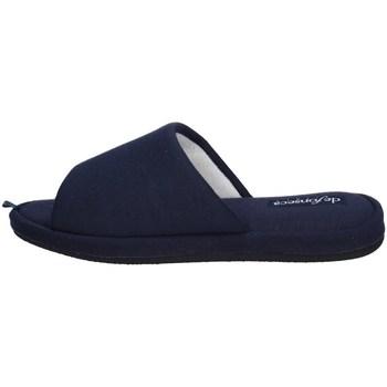 Schuhe Herren Pantoffel De Fonseca POTENZA P PA M25 Blau
