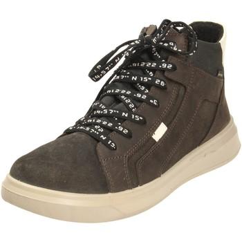 Schuhe Jungen Sneaker High Legero Schnuerstiefel Cosmo 1-006453-3010 braun