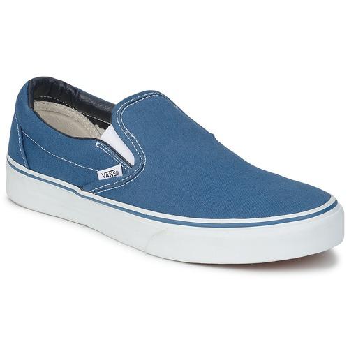 Vans CLASSIC SLIP ON Navy  Schuhe Slip on  51,99