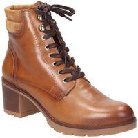 Schuhe Damen Low Boots Desiree BOTINES DESIREÉ ROSY5 SEÑORA CAMEL Beige