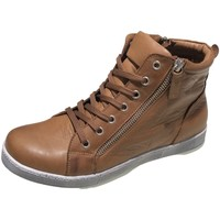 Schuhe Damen Low Boots Andrea Conti Stiefeletten 0340016-100 0340016-100 braun