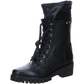Schuhe Damen Low Boots Donna Carolina Stiefel 46.699.139-002 schwarz