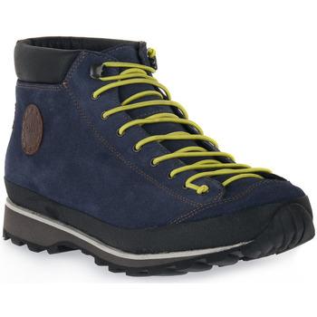 Schuhe Herren Boots Lomer BIO NATURALE MTX Blu