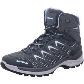 Schuhe Damen Schneestiefel Lowa Sportschuhe INNOX PRO MID WS 320704 7971 grau