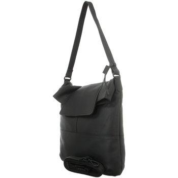 Taschen Damen Umhängetaschen Voi Leather Design Mode Accessoires 21226 SZ schwarz