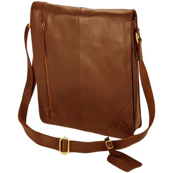 Taschen Jungen Umhängetaschen Eastern Counties Leather  Hellbraun