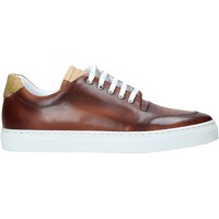 Schuhe Herren Sneaker Low Alviero Martini P177 578A Braun