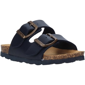 Schuhe Kinder Pantoffel Bionatura 22B 1000 Blau